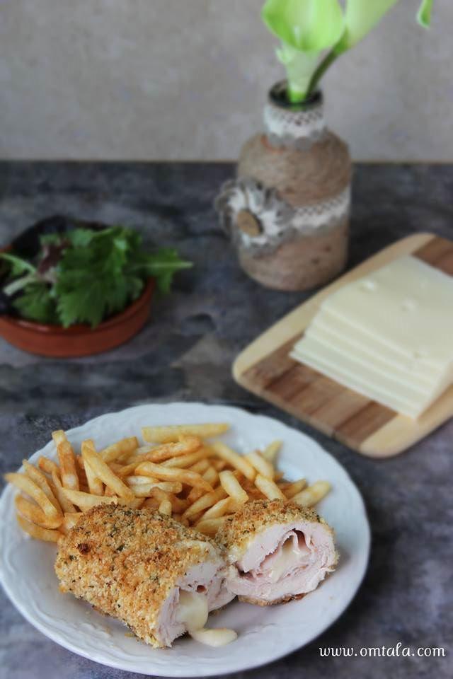 طريقة عمل كوردون بلو الدجاج
