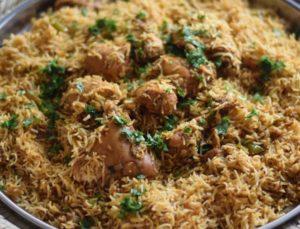 طريقة عمل كبسة سعودية سهلة و لذيذة
