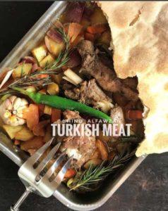 طريقة عمل لحم بالفرن على الطريقة التركية