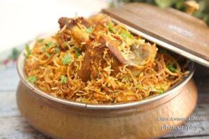 طريقة عمل برياني لحم هندي بالزبادي سهل على أصوله