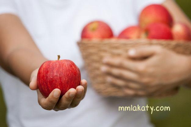 التفاح الأخضر من الأغذية التي لها العديد من الفوائد في إنقاص الوزن