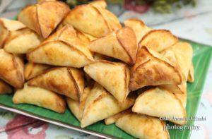 فطاير السبانخ بالفرن من مطبخ فروحة الإمارات